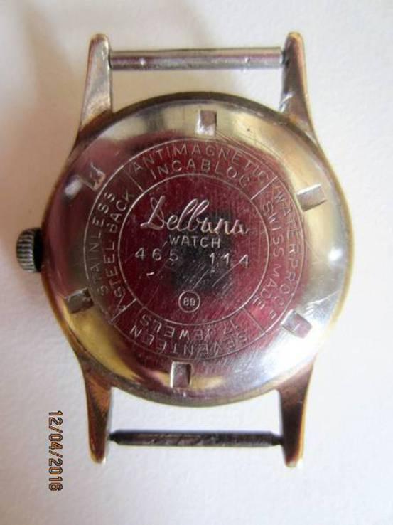 Часы стоимость delbana стоимости часов дохода соотношение