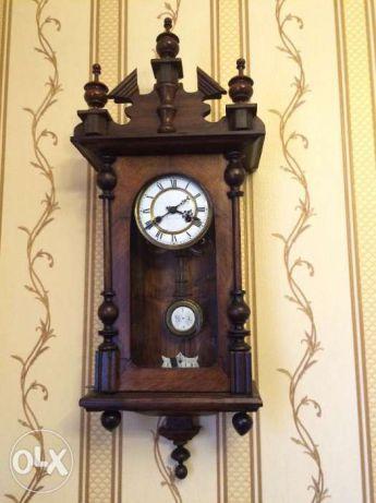 Часы настенные старинные Kienzle