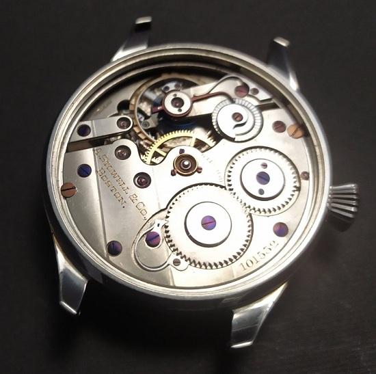 Мужские наручные швейцарские часы Agassiz редкие