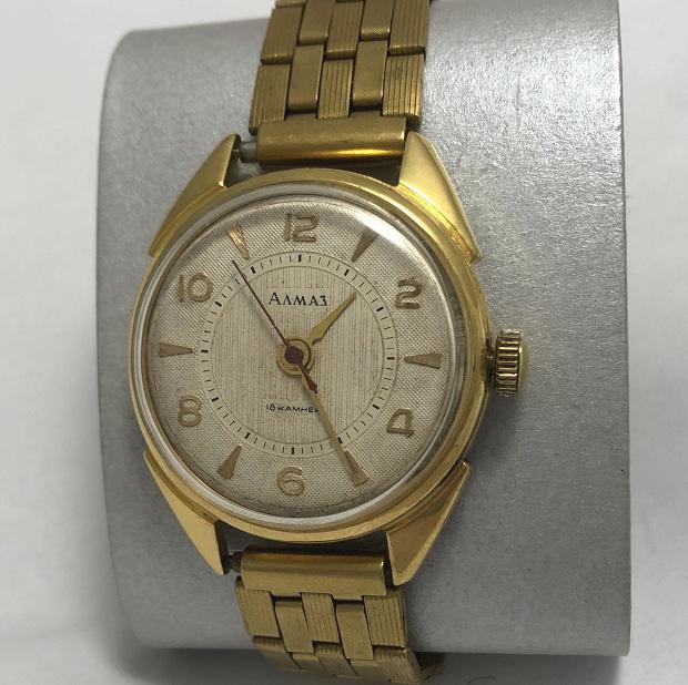 Мужские наручные часы Алмаз СССР