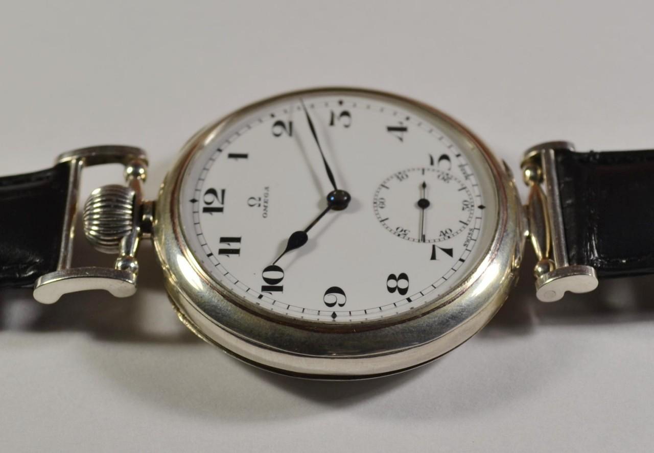 наручные швейцарские часы Omega марьяж