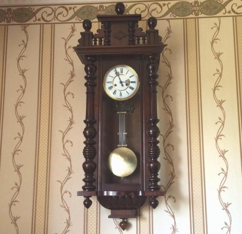 Gustav becker продать настенные часы epos стоимость часов