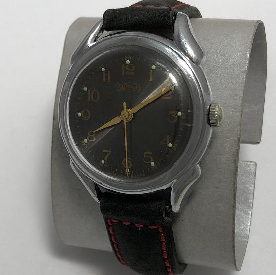 наручные часы Слава СССР экспортные 21 камень в позолоте