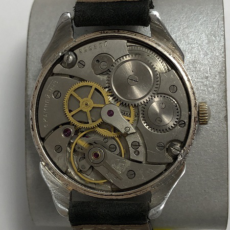 Мужские наручные часы Молния СССР 1953 года