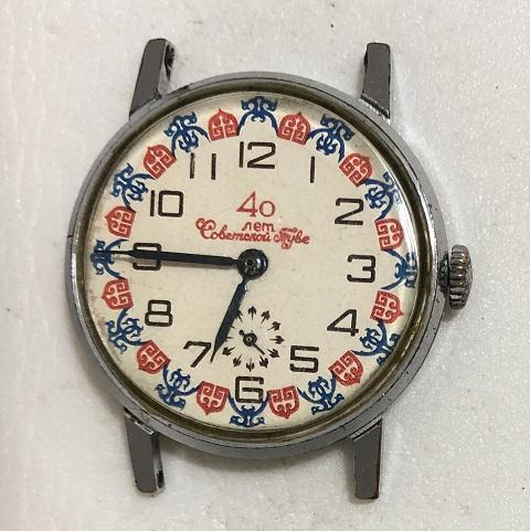 Командирские часы Днепр Восток