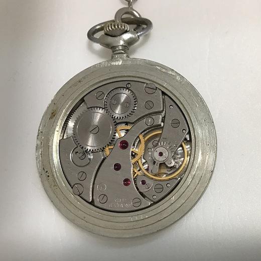 Карманные часы Молния СССР Ленин