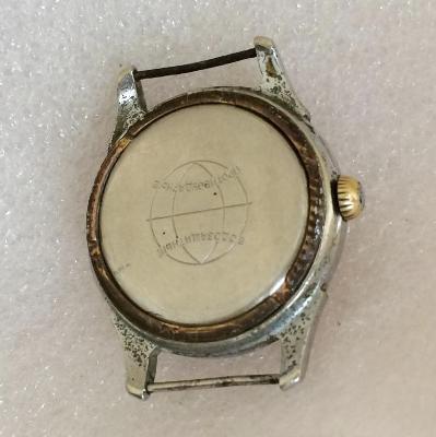 наручные часы Свет ЭЧЛ СССР белые