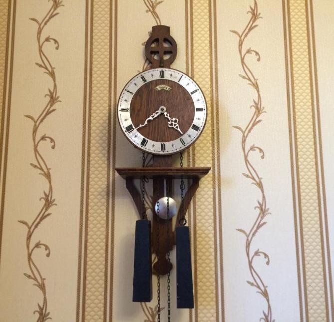 Настенные часы Warmink