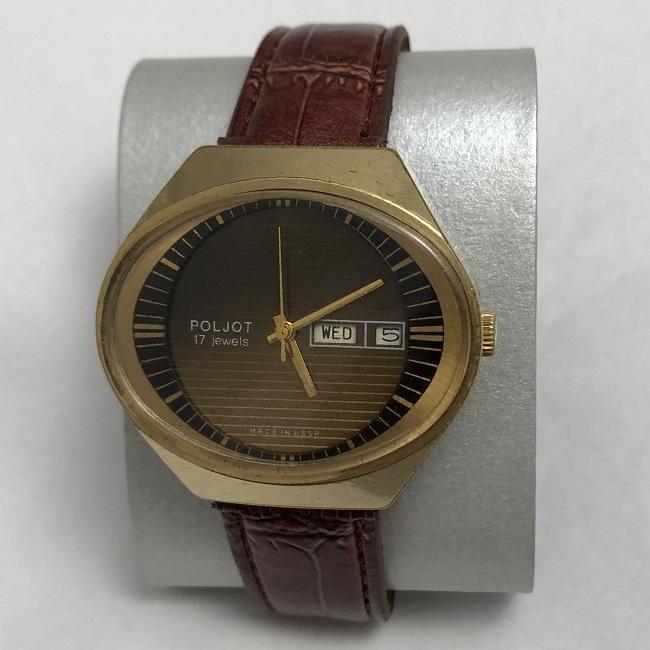 Мужские наручные часы Полет СССР 3118