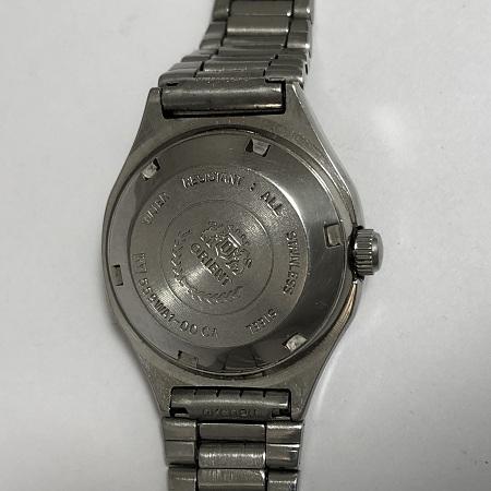 Мужские наручные часы Восток СССР с черным циферблатом в позолоте