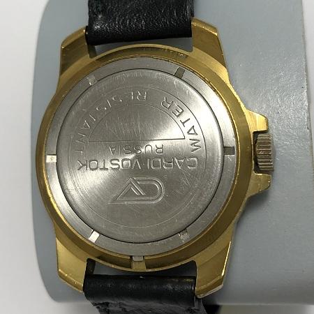 наручные Часы Orient коричневый циферблат япония