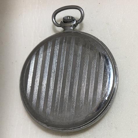 Карманные часы Кристалл СССР 1961 года 18 камней