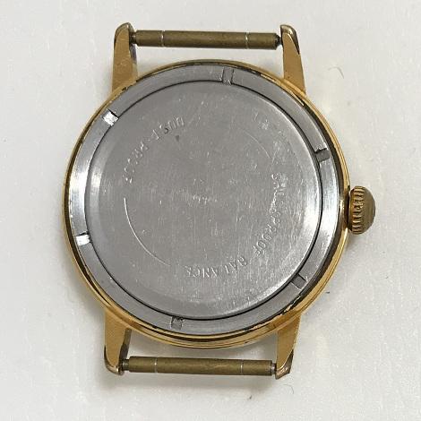 Мужские наручные часы Poljot 17 jewels made in USSR квалратные
