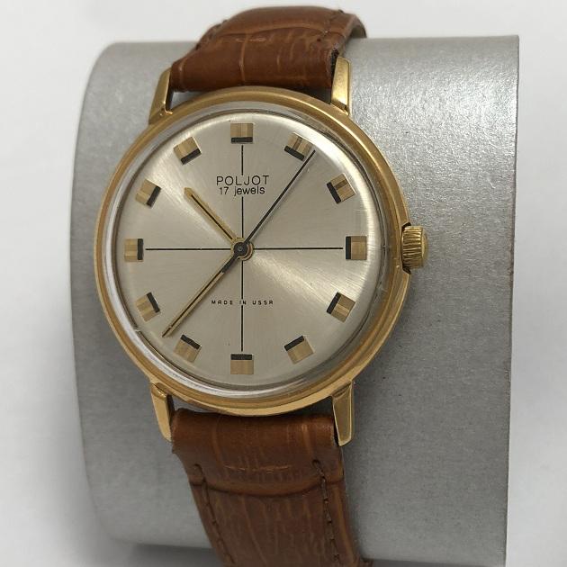 Наручные мужские часы Полет СССР на механике
