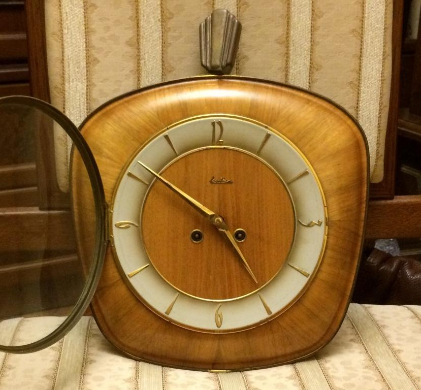 Винтажные настенные часы часы FMS с боем