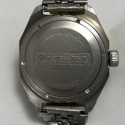 Наручные часы Амфибия СССР ВМФ
