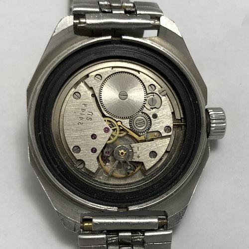 наручные мужские часы Кировские краб 16 камней