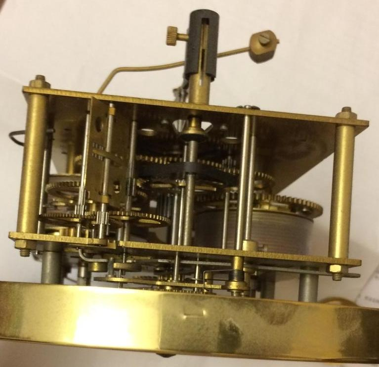 Большие немецкие настенные часы