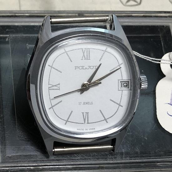 Наручные мужские часы Полет СССР 17 камней