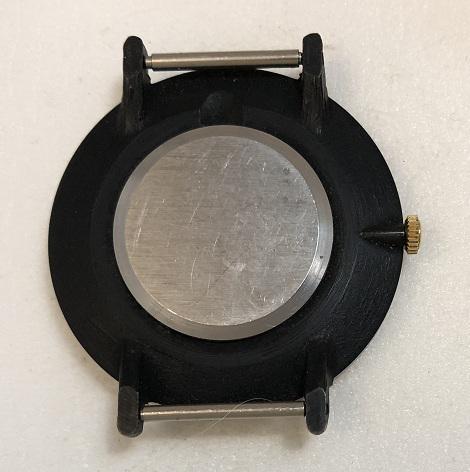 Мужские наручные часы Заря позолоченные СССР AU 12,5 +