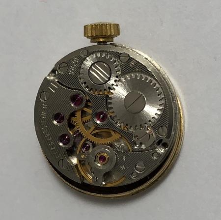 Наручные мужские часы ЗИМ сделано в СССР бежевые