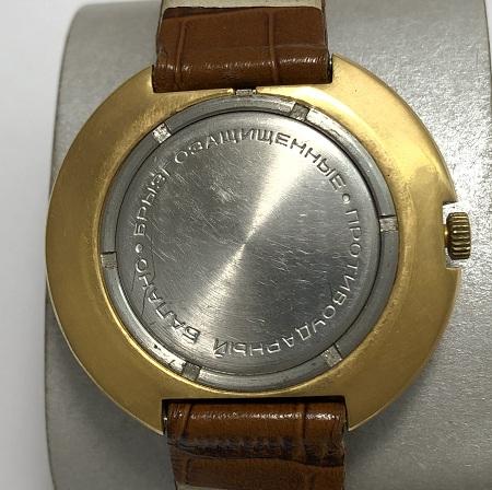 Мужские наручные часы Poljot будильник