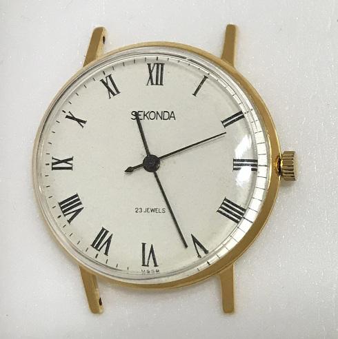 часы Полет СССР 12 ферстиваль молодежи