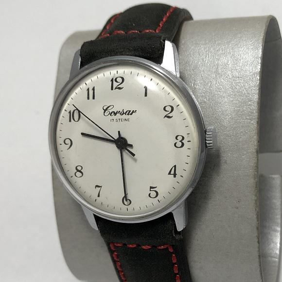 Мужские наручные часы Корсар СССР редкие