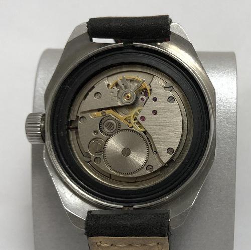 Командирские часы Восток с календарем лимитированные