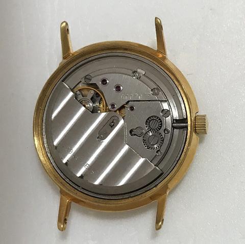 Мужские наручные часы Полет de luxe СССР 29 камней ранний