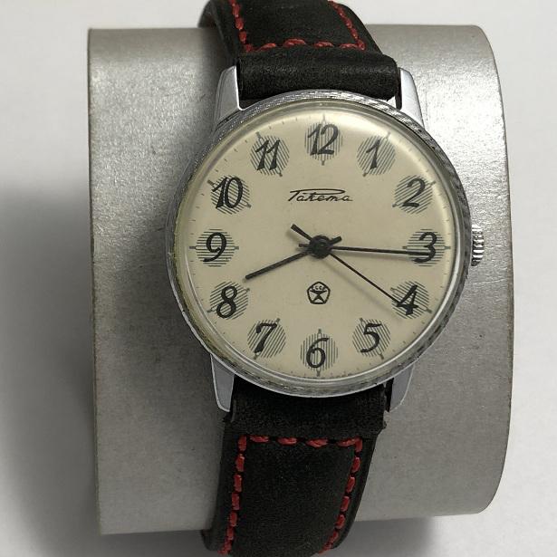 наручные часы Cornavin СССР будильник