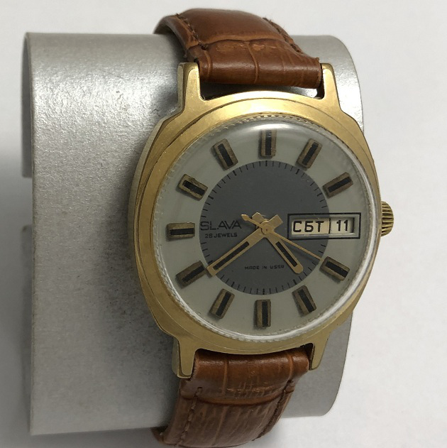 наручные часы Полет-Москва СССР позолоченные