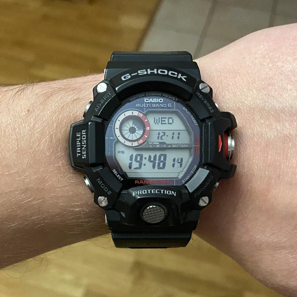 Часы Casio G-Shock GW9400