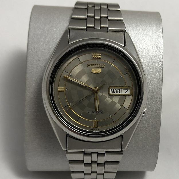Мужские наручные Часы Seiko 5