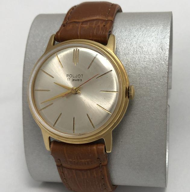 Наручные мужские часы Полет из СССР классные
