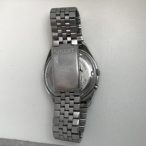 Мужские наручные Часы Orient 21 jewels секторные