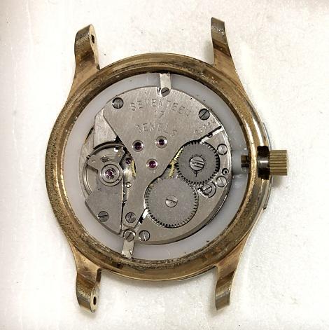 Мужские наручные механические часы Полет весьма редкие