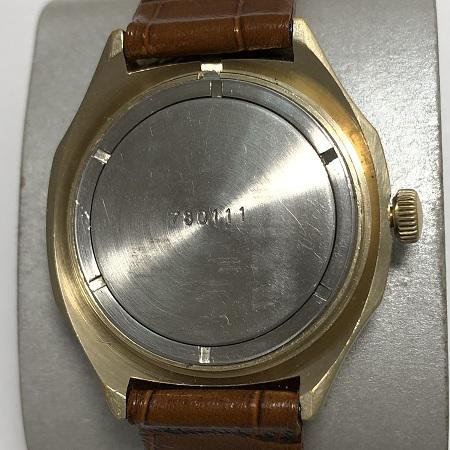 наручные часы Златоустовские СССР марьяж черные