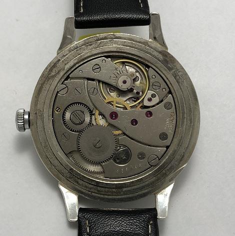 наручные часы Победа СССР зеленые
