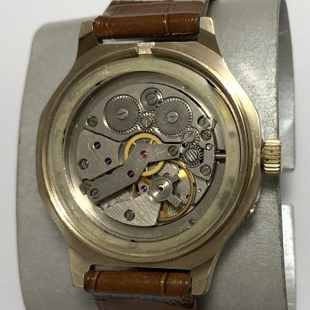 Мужские наручные часы Слава СССР редкие и позолоченные