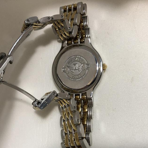 Мужские наручные швейцарские механические часы Longines