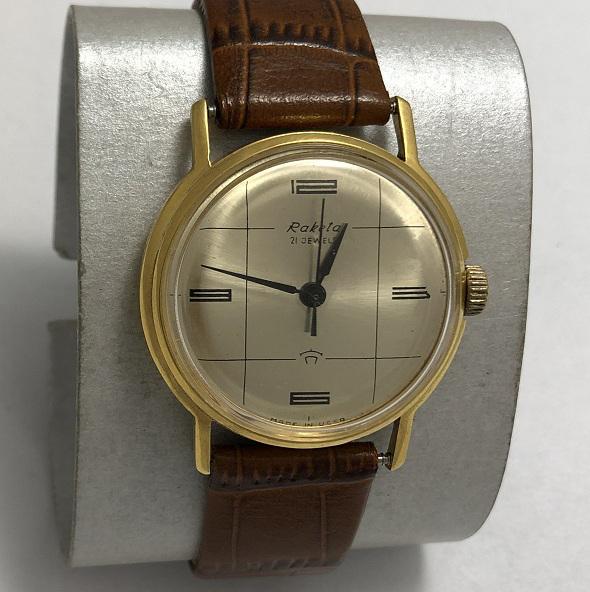 Наручные мужские часы Ракета Балтика СССР 2609