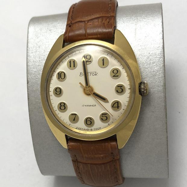 наручные часы Полет СССР 23 камня автоподзавод
