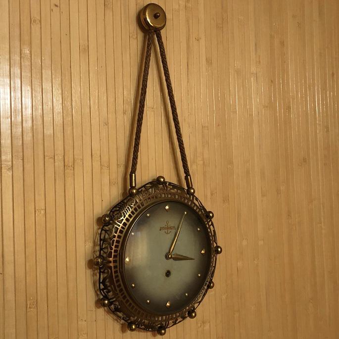 Винтажные настенные часы Германия