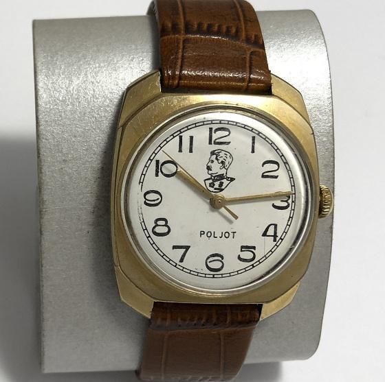 Мужские наручные часы Полет на механике