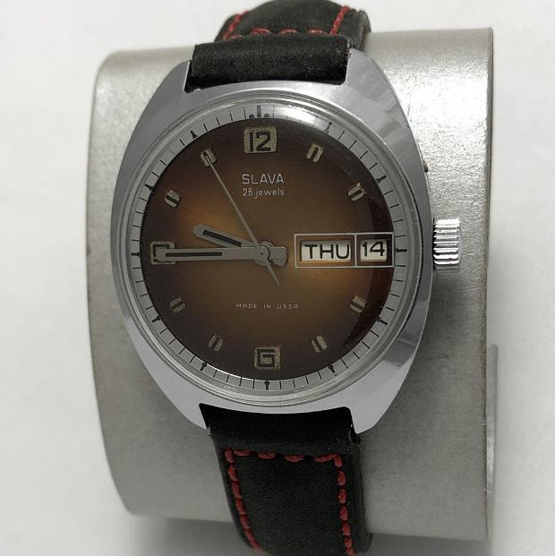 Мужские наручные часы Слава перестройка СССР