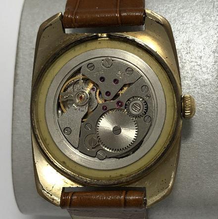 наручные часы Восток СССР 2414А черные большие