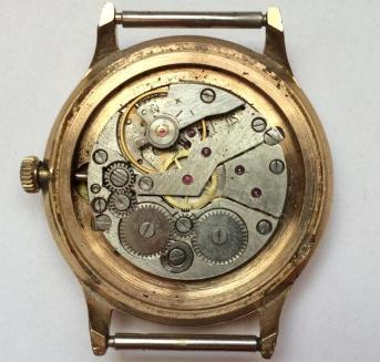 Мужские наручные часы СССР Слава