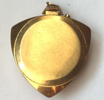 Женские часы кулон Заря