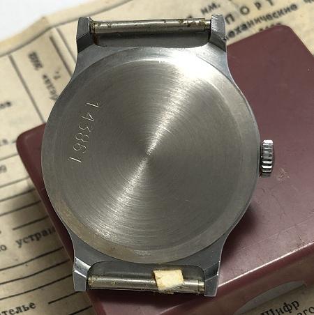 Наручные мужские часы Победа редкие на механике